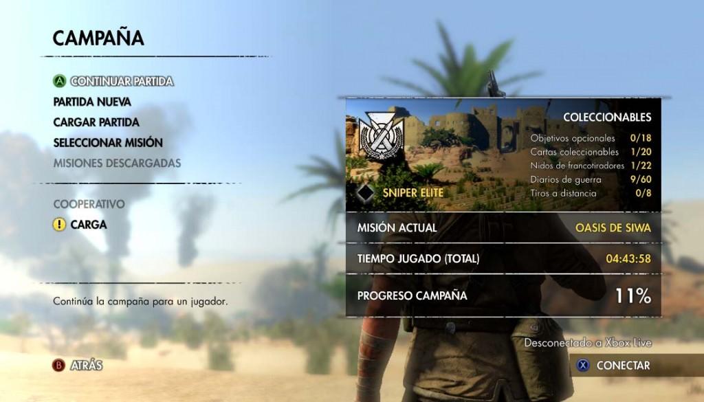 SniperEliteV3_Progress