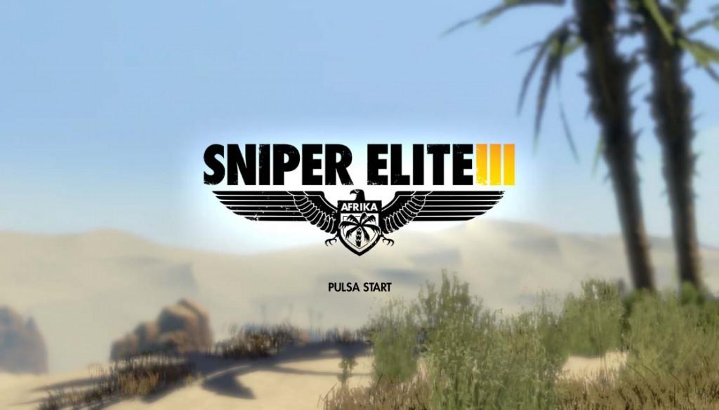 SniperEliteV3_Start