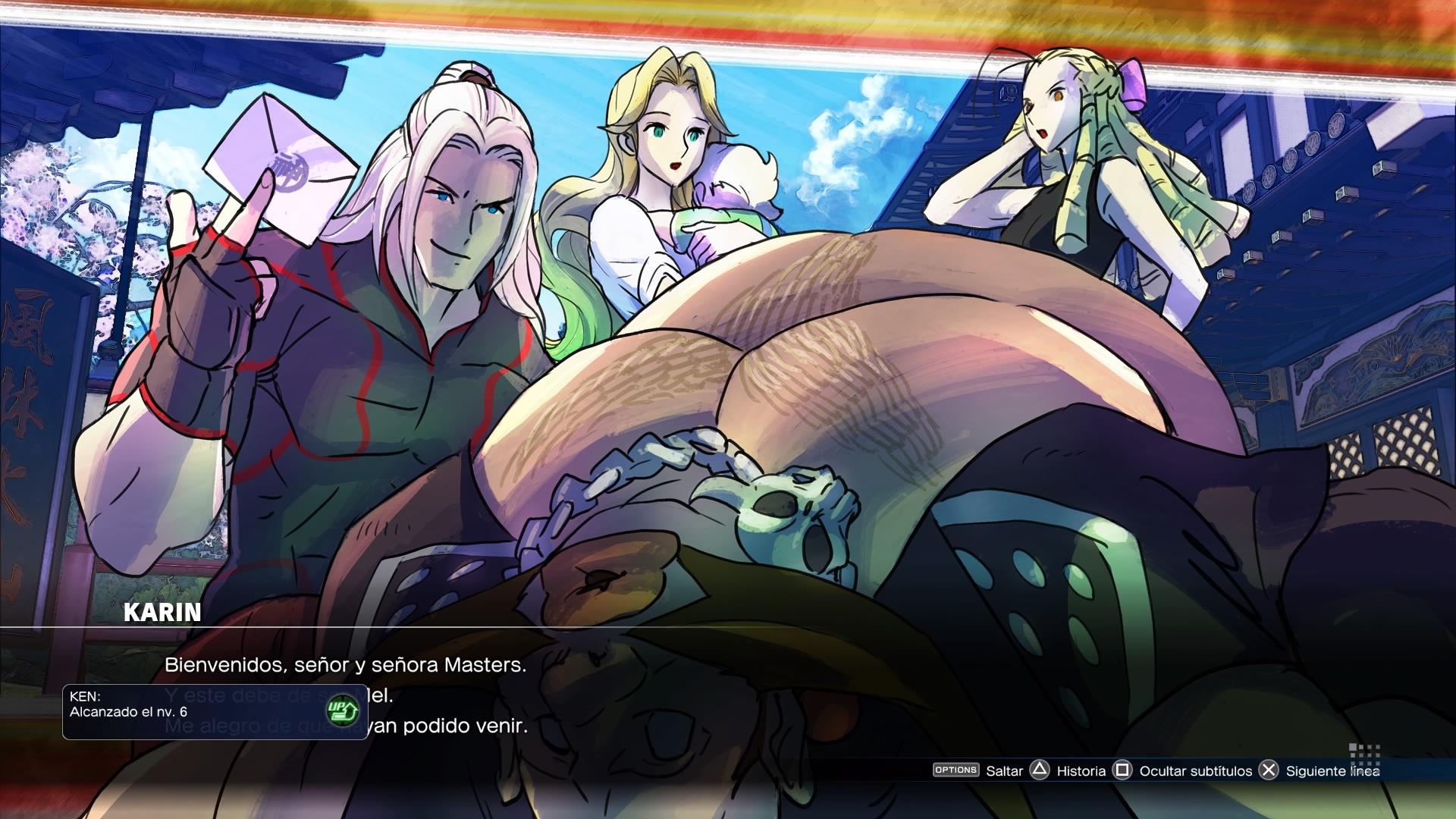 Street Fighter V - 01