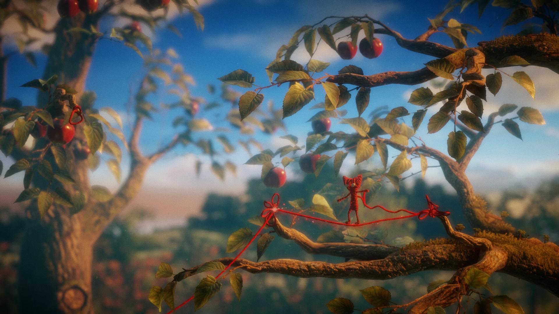 Cuando hay hambre, ningún árbol es demasiado alto.