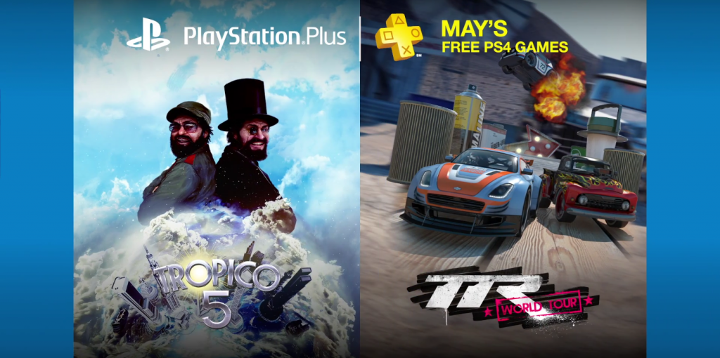 Playstation Plus - Mayo 2016