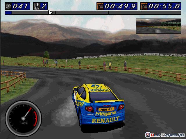 NQ Rally Championship 1996