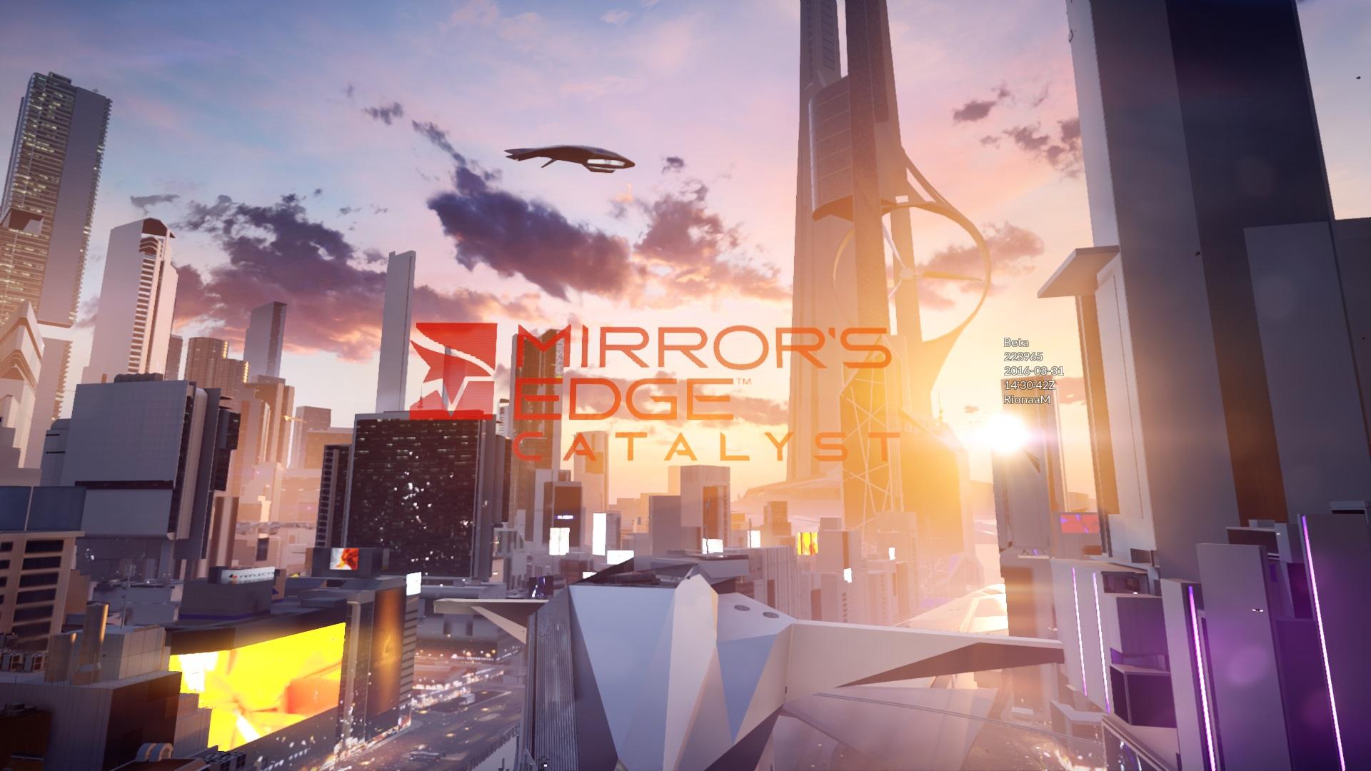 Mirror's Edge Catalyst - 01