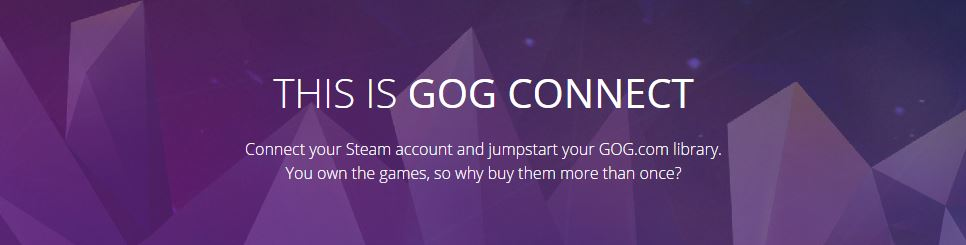 GOG Connect 1